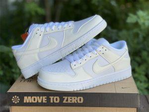 Nike Dunk Low Move To Zero Next Nature White Sail DD1873-101