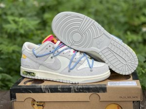 Off-White x Nike Dunk Low Lot 38 of 50 Online DJ0950-113