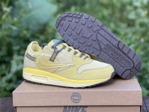 Travis Scott x Nike Air Max 1 Wheat Shoes For Sale DO9392-700