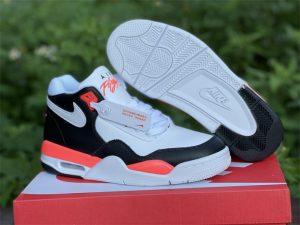 Where To Buy Nike Flight Legacy Black Flash Crimson BQ4212-005
